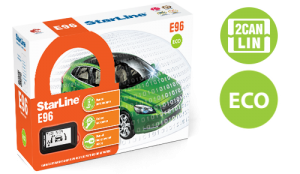 StarLine E96 ECO 2CAN-2LIN